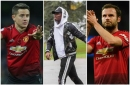 Manchester United news and transfers LIVE Paul Pogba issues injury update and Herrera, Mata, Young contract latest