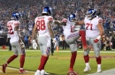 5 things we learned in the Giants' 27-23 win over the San Francisco 49ers