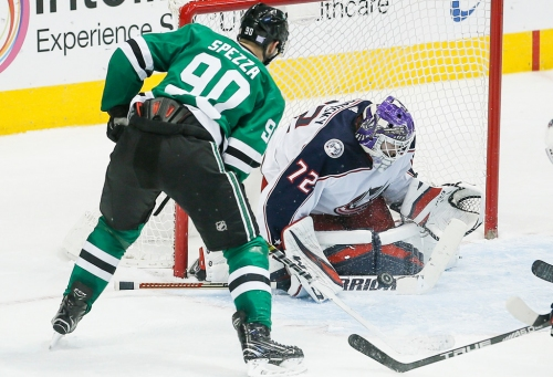 Stars power play absent during loss to Blue Jackets: 'I guess the word to describe it is discombobulated'