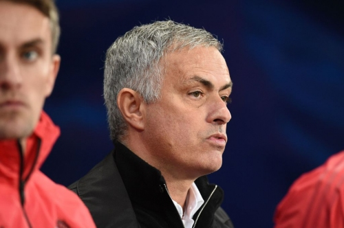 Jose Mourinho facing sack if Manchester United fail to qualify for Champions League