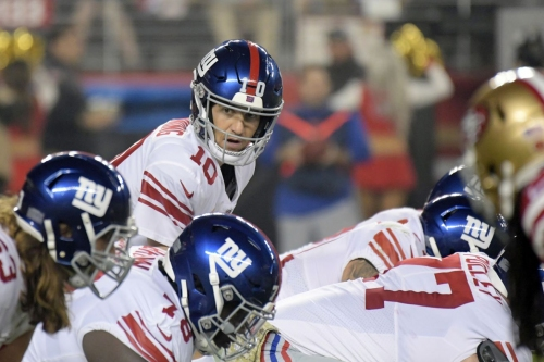 Eli Manning's shining moment was nice, Giants showing progress was nicer