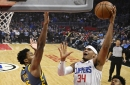 Lou Williams, Clippers upset Warriors in overtime