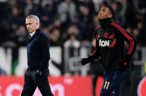 What Jose Mourinho told Anthony Martial reflects change in Man Utd approach