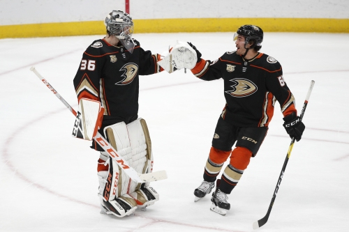 Whicker: Ducks are outnumbered but not out-fought in shootout win over Predators