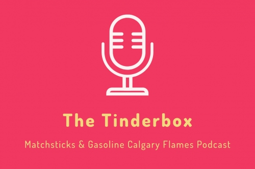 The Tinderbox: It's Podcast Time!