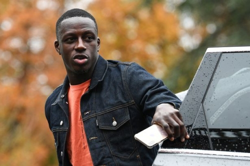 Man City defender Benjamin Mendy posts injury update after withdrawing from France squad