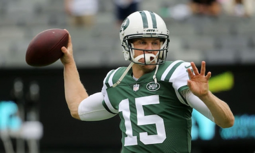 Josh McCown on fans' fury over Jets stinking: 'Imagine if it's your job'