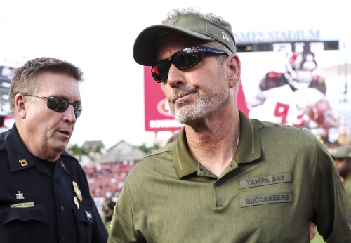 Here's Bucs coach Dirk Koetter's plan to hold onto his job as long as possible