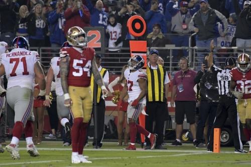 Golden Nuggets: 49ers help Eli Manning get his job back