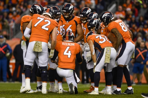 Broncos hit bye-week reset button aiming for second-half surge