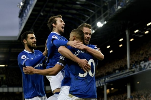 Everton FC duo ruled out of international duty