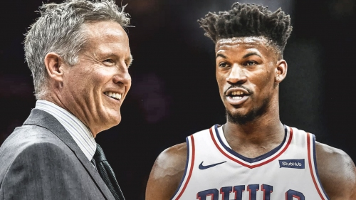 Brett Brown thinks Jimmy Butler trade will put Sixers 'amongst royalty for a while'