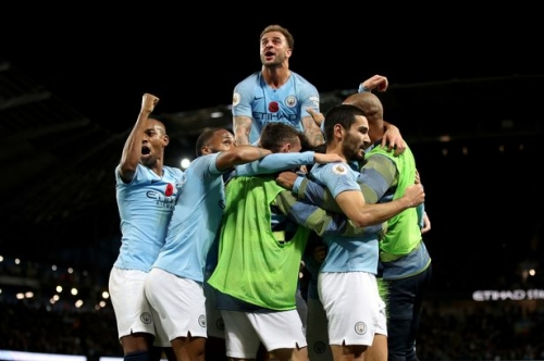 Why Man City are on track to smash the Premier League records they set last season