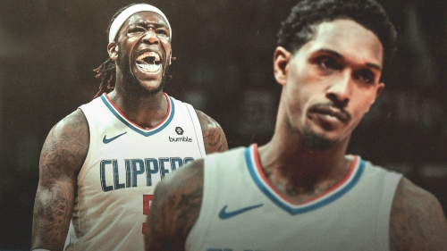 Clippers' Montrezl Harrell would rather help Lou Williams win another Sixth Man trophy than give himself a shot