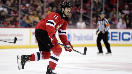 Devils place Brian Boyle on injured reserve with upper-body injury