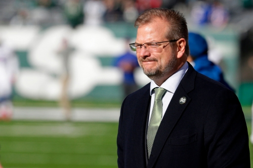 Should Jets' GM Mike Maccagnan be on the hot seat, too?