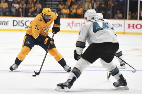 Predators at Sharks Preview: Best in the West