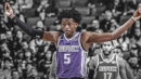 De'Aaron Fox says Sacramento going into every game confident in getting a win