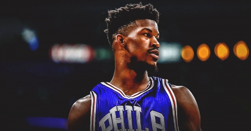 Jimmy Butler says move to Philly is not about the money