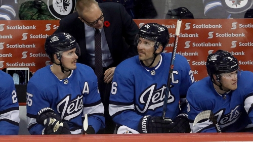 Jets rounding into form with elite top line, talented fourth line