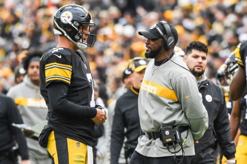 NFL Power Rankings: Steelers return 'home' to the Top 5 in the latest rankings