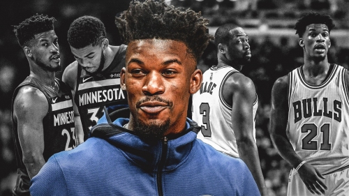 Jimmy Butler doesn't think he's a bad teammate