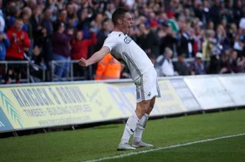 Connor Roberts on his Swansea City future as Wales star is linked with January exit
