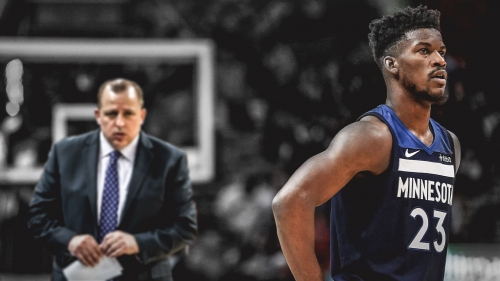 Jimmy Butler says he has much respect for Tom Thibodeau, despite how things ended