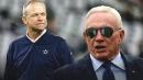 Cowboys owner Jerry Jones says report Dallas almost fired OC Scott Linehan 'completely false'