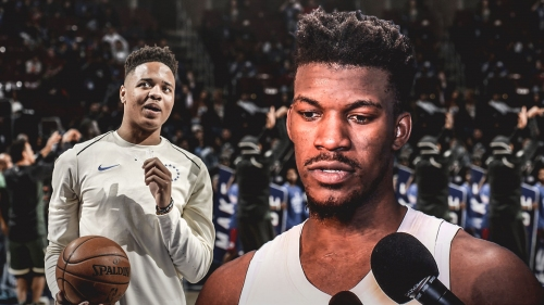 Sixers' Jimmy Butler think Markelle Fultz's struggles are mental