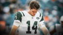 Jets QB Sam Darnold's status for Week 12 vs. Patriots remains uncertain