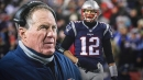 Patriots QB Tom Brady won't do an 'excessive amount' of blocking or receiving says Bill Belichick