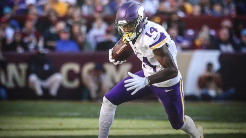 Vikings WR Stefon Diggs knows he will play in Week 11