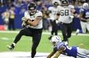 Jaguars continue NFL power rankings slide