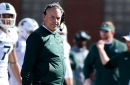 Michigan State's Mark Dantonio trying to protect QBs psyche, health