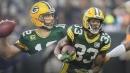 Packers news: Aaron Rodgers says Aaron Jones needs to be given more opportunities