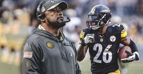 Steelers' Mike Tomlin says 'so be it' if Le'Veon Bell doesn't show up