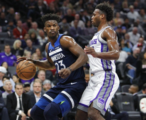 Jimmy Butler and the Sixers hope to live happily ever after