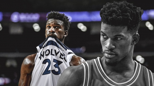 Jimmy Butler found out about trade from friends before Timberwolves front office