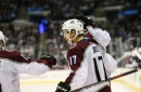 Which Colorado Avalanche forwards make the most of their ice time?