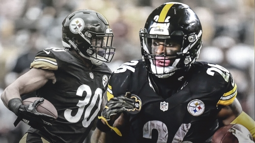 Le'Veon Bell voted for James Conner for Pro Bowl hours before his deadline