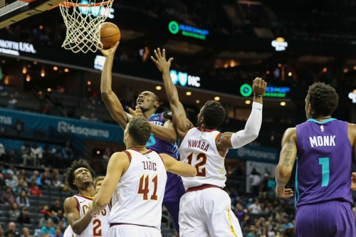 Hornets look to take care of business in Cleveland
