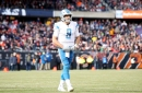 How much blame does Matthew Stafford deserve for Lions' slide?