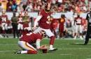 "Redskins Injury Update: Dustin Hopkins ""banged up"", Redskins working out kickers"