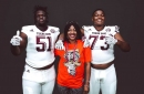 Two Texas A&M OL commits will be among Texas visitors for Iowa State game