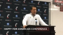 WATCH UC's Luke Fickell talks about primetime exposure against Central Florida Saturday night