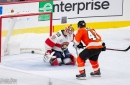 Flyers look for fourth straight win vs. Panthers