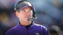 Vikings' Mike Zimmer says run game will be 'more of a factor' in cold weather