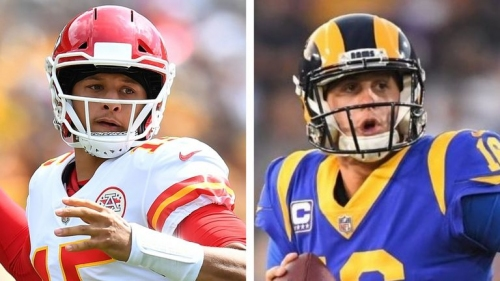 Rams, Chiefs game has highest over/under since at least 1986