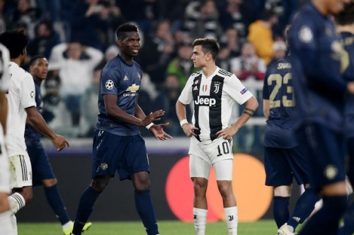 Juventus will offer Manchester United 'choice of three players for Paul Pogba'